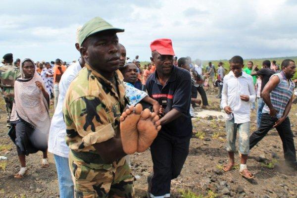 Crash au large de la Grande Comore : tous les passagers ont survécu
