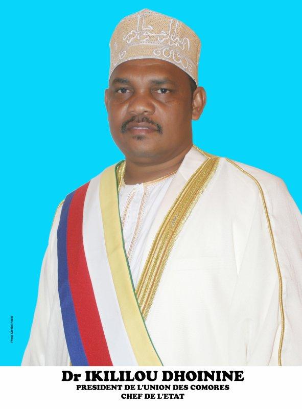Lettre ouverte A Son Excellence Monsieur IKILILOU DHOININE, Président de l'Union des Comores