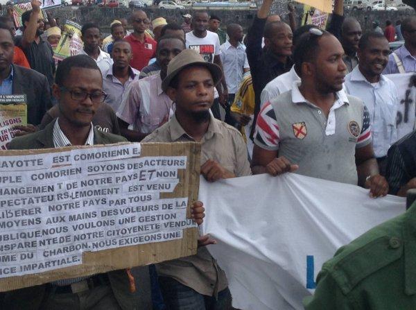 Pour la libération du peuple Comorien contre la corruption , l'injustice ...