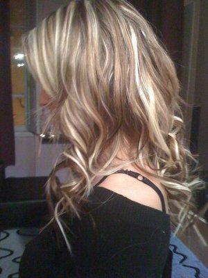 Blog de xcoiffeuse2luxex page 2 coiffeuse2luxe - Couleur chocolat meche blonde ...